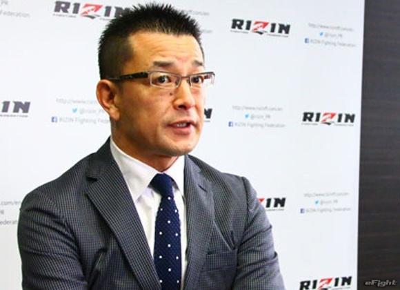 画像: 【RIZIN】榊原委員長がジャクソンの9月トーナメント出場について言及