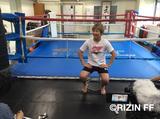 画像1: ◼︎RENA選手からRIZIN公式サイトをご覧のみさなんにメッセージが!