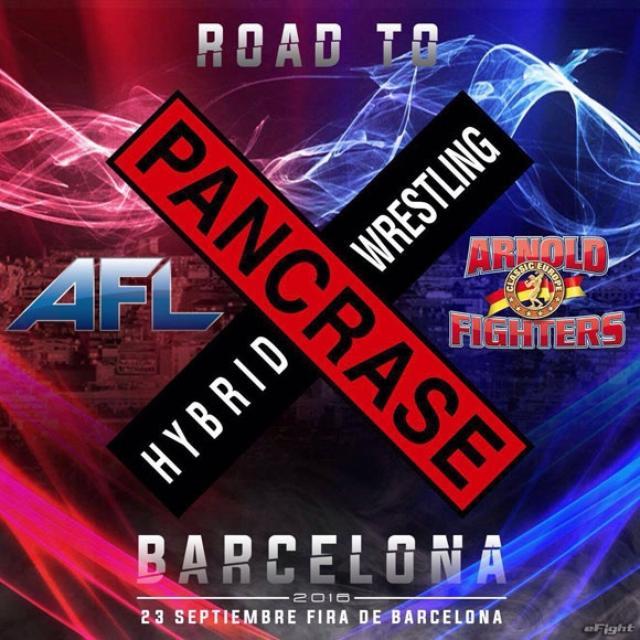 画像: 【パンクラス】スペイン「AFL」と業務提携