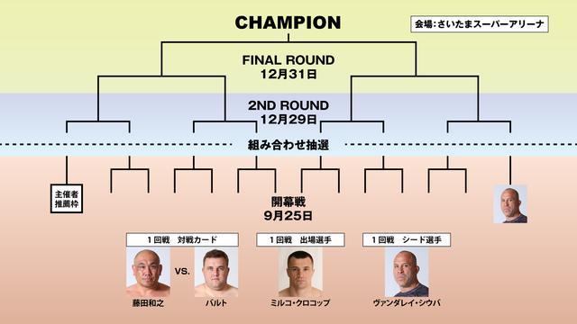 画像1: RIZIN会見速報【part.2】 無差別級トーナメントにミルコ電撃参戦‼︎