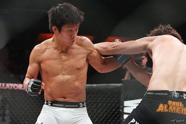 画像: 【パンクラス】元UFC戦士の松田干城と契約