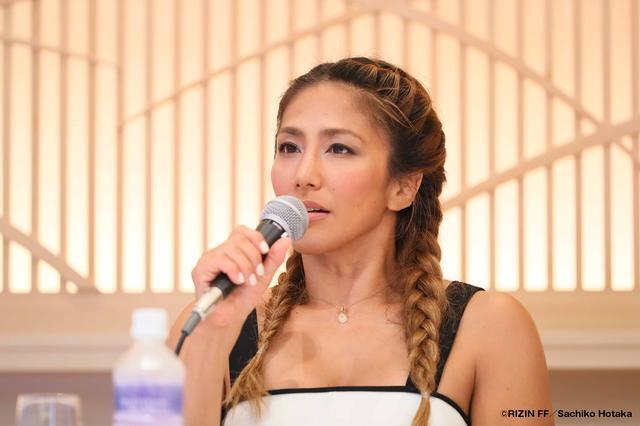 画像3: 9.25 RIZINの舞台に山本美憂が参戦!MMAで出場が決定!