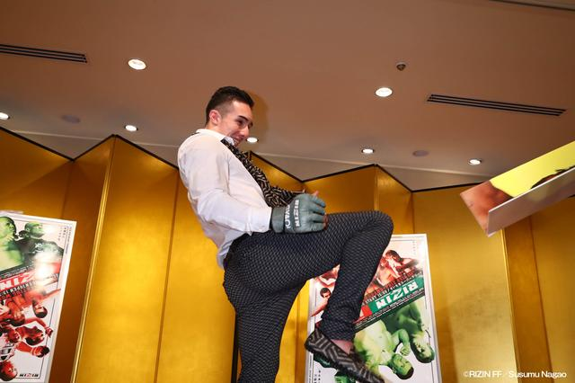 画像1: 格闘技情報番組『FUJIYAMA FIGHT CLUB』 9.25RIZIN新対戦カード発表‼︎