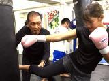 画像: 【RIZIN】RENAにシーザー会長が打倒・山本美憂の必殺技を伝授