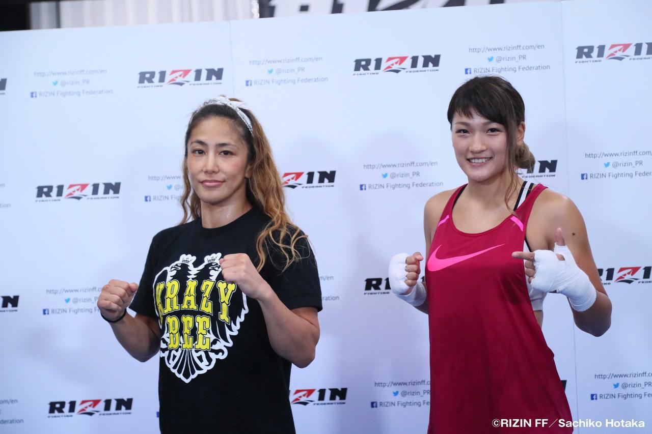 画像5: 山本美憂 vs RENA