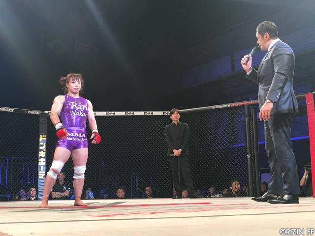 画像4: 中井りんRIZIN電撃参戦へ! 村田夏南子との対決が決定!