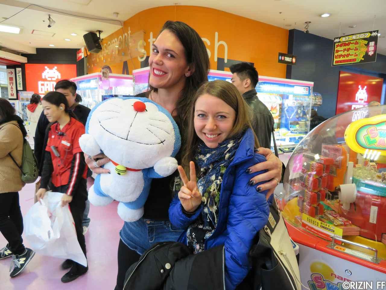 画像6: 第1回 RIZIN女子会 ギャビ選手の神対応にファン感激!!