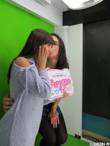 画像1: 第1回 RIZIN女子会 ギャビ選手の神対応にファン感激!!