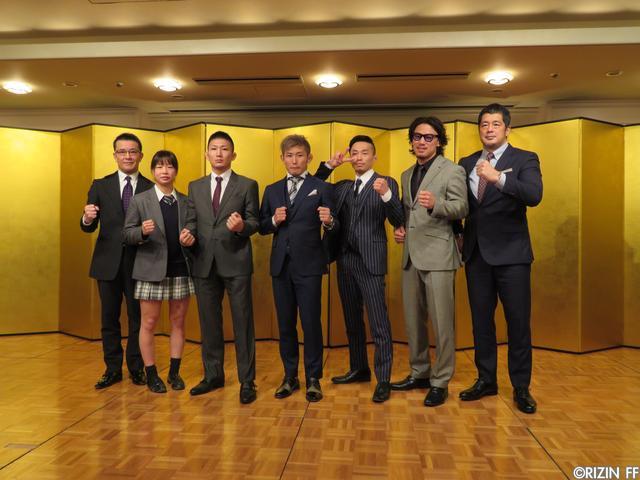 画像10: 浅倉カンナをはじめ、若きRIZINファイターが集結! 追加カードの発表!!