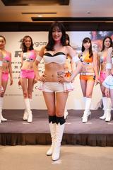 画像11: RIZINガール 7人の新メンバー! 無差別級トーナメントのトロフィー&ベルトお披露目!!