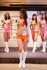 画像8: RIZINガール 7人の新メンバー! 無差別級トーナメントのトロフィー&ベルトお披露目!!