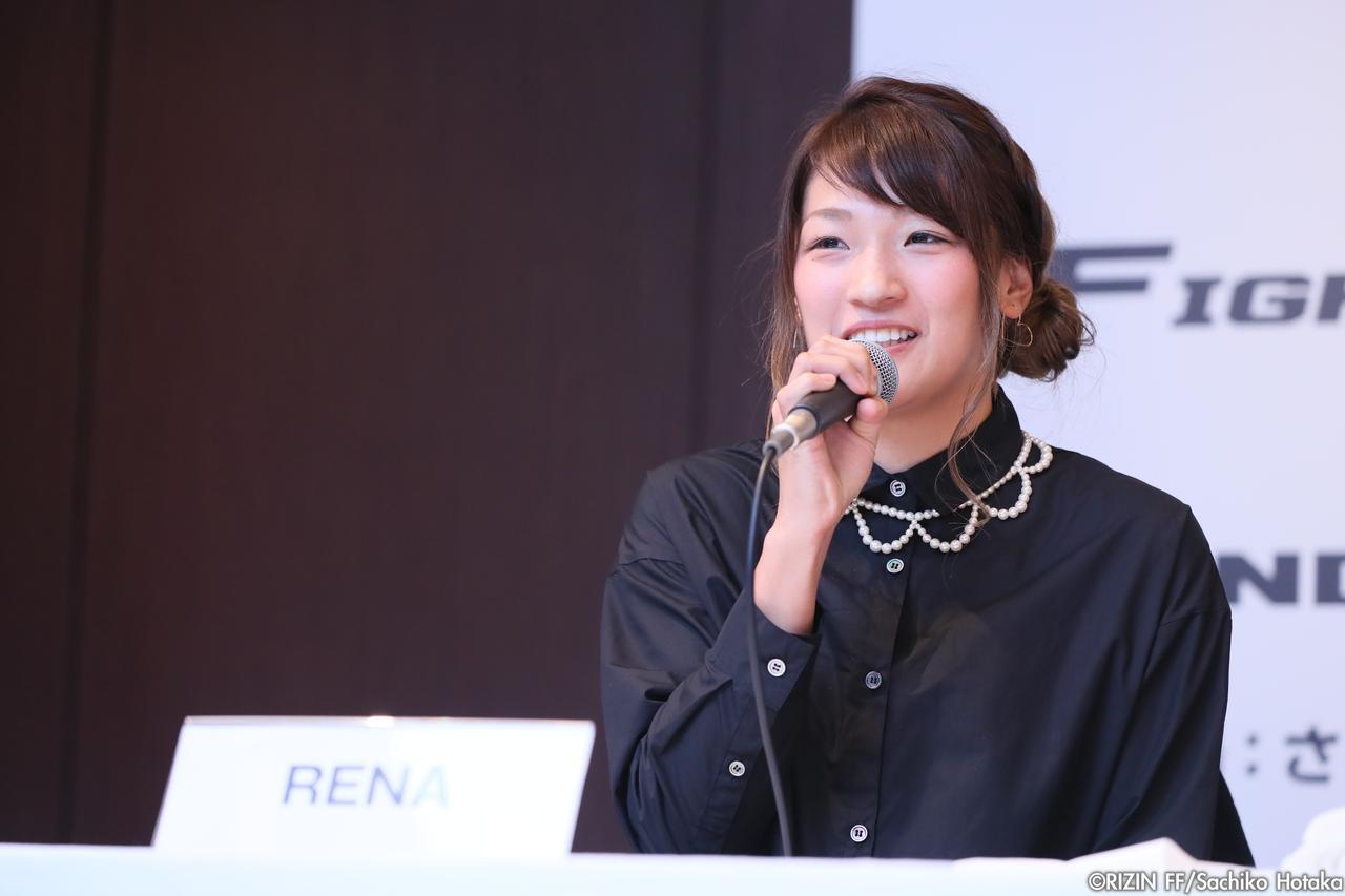 画像3: RENAはハードパンチャー相手にMMA3戦目! 若きキックの天才・那須川天心はMMAデビュー戦!!《コメント詳細更新》