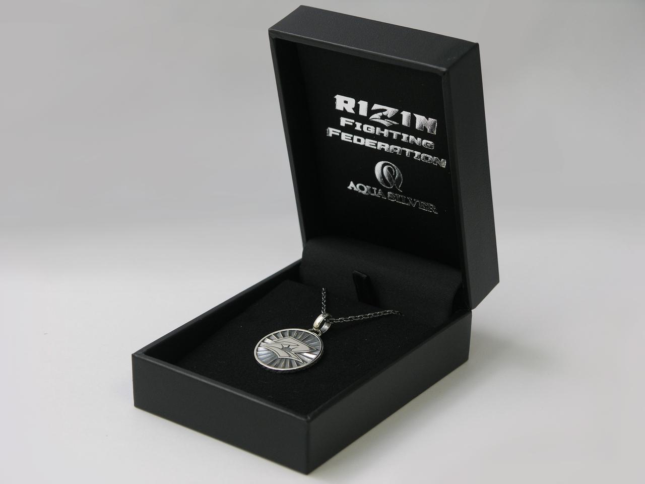 画像3: RIZIN G-SHOCKカスタム時計とRIZIN特製ネックレスが販売決定!