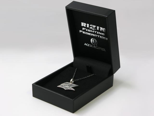 画像5: RIZIN G-SHOCKカスタム時計とRIZIN特製ネックレスが販売決定!