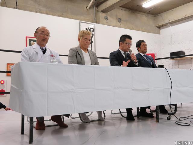 画像1: 神取忍、無念の欠場! スパーリングパートナーの堀田祐美子が出場決定!!