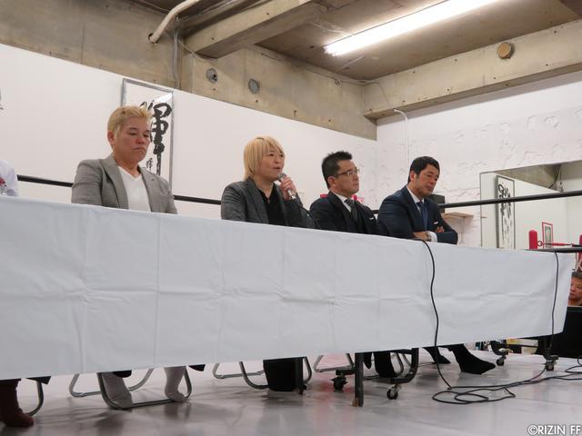 画像3: 神取忍、無念の欠場! スパーリングパートナーの堀田祐美子が出場決定!!