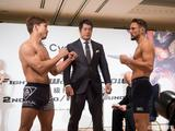 画像7: 【12・29『Cygames presents RIZIN FIGHTING WORLD GRAND-PRIX 2016 無差別級トーナメント 2nd ROUND』公式計量結果】