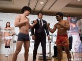 画像10: 【12・29『Cygames presents RIZIN FIGHTING WORLD GRAND-PRIX 2016 無差別級トーナメント 2nd ROUND』公式計量結果】