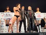 画像6: 【12・31『Cygames presents RIZIN FIGHTING WORLD GRAND-PRIX 2016 無差別級トーナメント FinalROUND』公式計量結果】