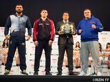 画像2: 12・31『Cygames presents RIZIN FIGHTING WORLD GRAND-PRIX 2016 無差別級トーナメント Final ROUND』公開計量