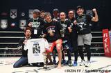 画像8: 第9試合 所英男 vs. 山本アーセン(試合結果詳細)Cygames presents RIZIN FIGHTING WORLD GP 2016 無差別級トーナメント Final ROUND