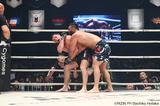 画像6: 第試合 アミール・アリアックバリ v. ワレンティン・モルダフスキー(試合結果詳細)y       無差別級トーナメント