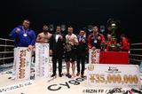 画像13: 第11試合 ミルコ・クロコップ vs. アミール・アリアックバリ(試合結果詳細)Cygames presents RIZIN FIGHTING WORLD GP 2016 無差別級トーナメント Final ROUND