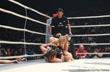 画像7: 第試合 アンディ・ウィン v. 山本美憂(試合結果詳細)y       無差別級トーナメント
