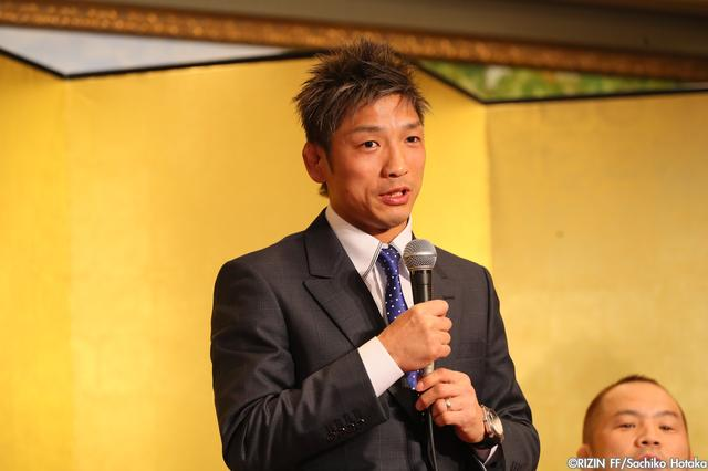 画像10: 『Cygames presents RIZIN FIGHTING WORLD GRAND-PRIX 2016 無差別級トーナメント 2nd ROUND / Final ROUND』一夜明け会見