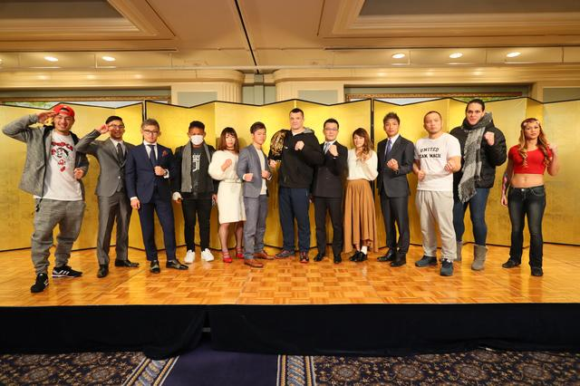 画像15: 『Cygames presents RIZIN FIGHTING WORLD GRAND-PRIX 2016 無差別級トーナメント 2nd ROUND / Final ROUND』一夜明け会見