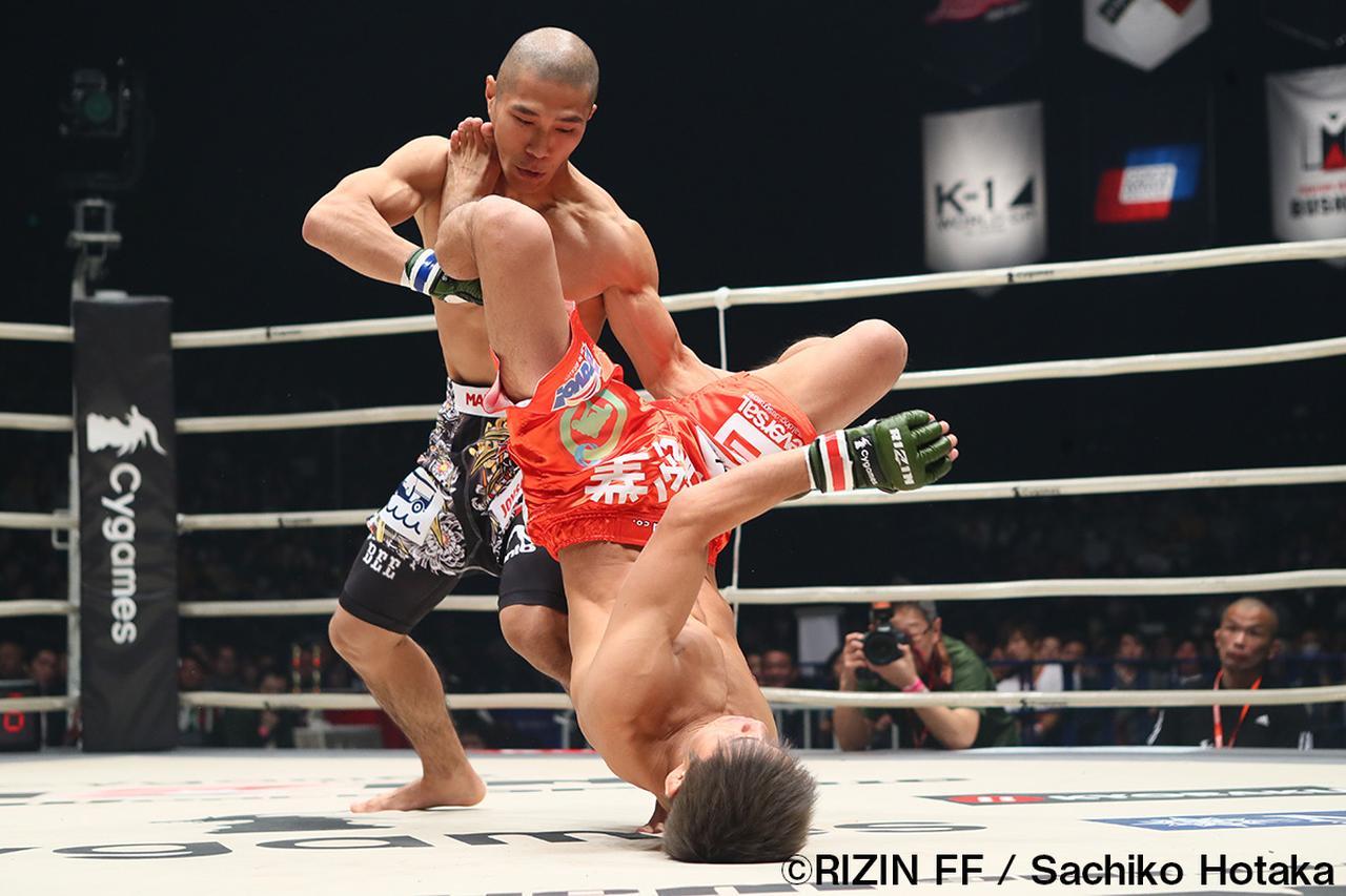 画像2: 格闘技情報番組『FUJIYAMA FIGHT CLUB SP』 昨年大晦日のRIZIN山本家激闘のバックステージ!