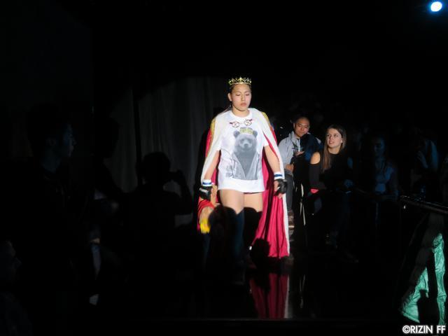 画像2: DEEP JEWELS「4月のRIZIN、チャンスください!」高校生活最後の試合で浅倉カンナが鮮やかな一本勝ち!
