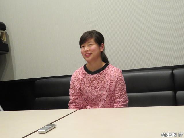 画像2: [インタビュー]浅倉カンナ、RIZIN女子グランプリは絶対出たい宣言!