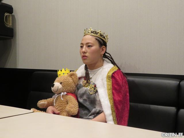 画像2: [インタビュー]大胆不敵! 新星、KINGレイナの野望とは……
