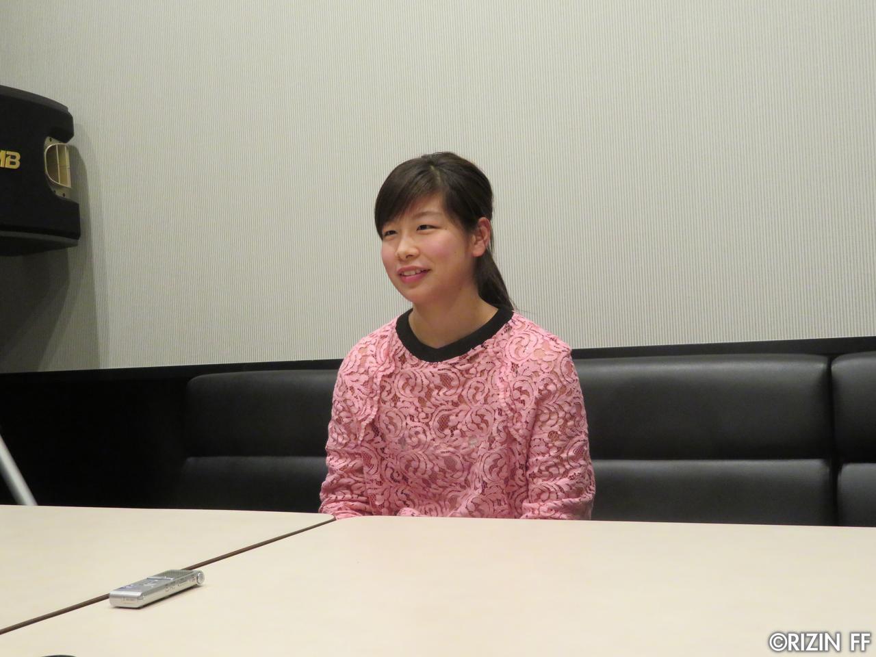 画像3: [インタビュー]浅倉カンナ、RIZIN女子グランプリは絶対出たい宣言!