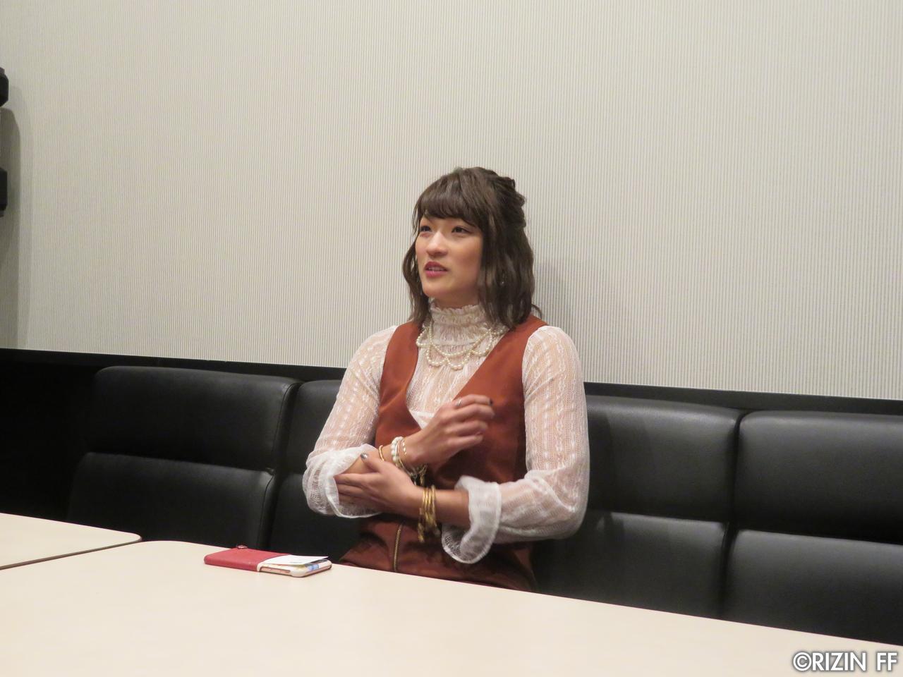 画像1: [インタビュー]RENA、MMAもグランプリも自分への挑戦! 目指すはK.O.も一本も取れる選手に!!
