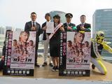 画像7: RENA、婦人警官姿で神奈川県警 防犯イベントに参加!