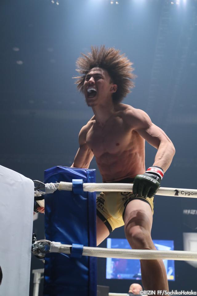画像4: [インタビュー]矢地祐介、「クルックシャンクはRIZINをナメてる、ちゃんと仕上げて来い」と一喝!