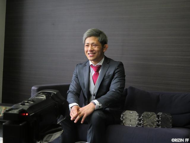 画像3: [インタビュー]念願のRIZIN初参戦! 第3代ZSTフライ級王者・伊藤盛一郎がRIZINを盛り上げる!!
