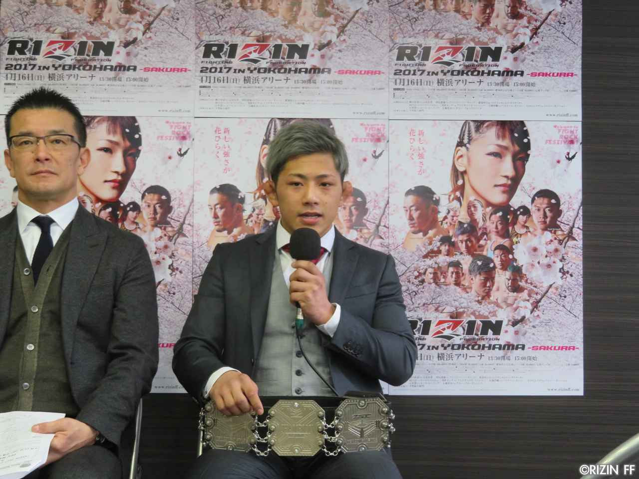 画像2: [インタビュー]念願のRIZIN初参戦! 第3代ZSTフライ級王者・伊藤盛一郎がRIZINを盛り上げる!!