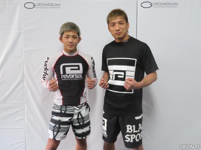 画像7: 第3代ZSTフライ級王者 伊藤盛一郎、先輩 所英男と公開練習!!