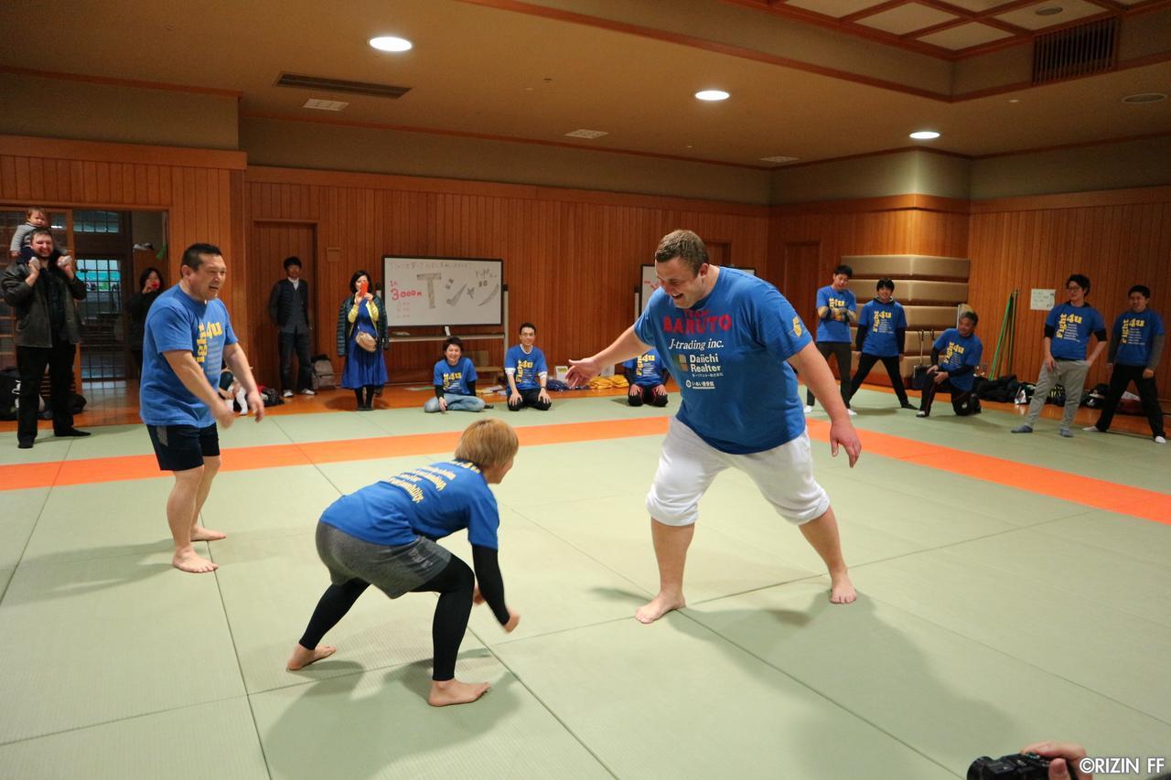画像7: 自閉症啓発イベント「Fight4u.1」に榊原実行委員長、バルト、村田が参加!