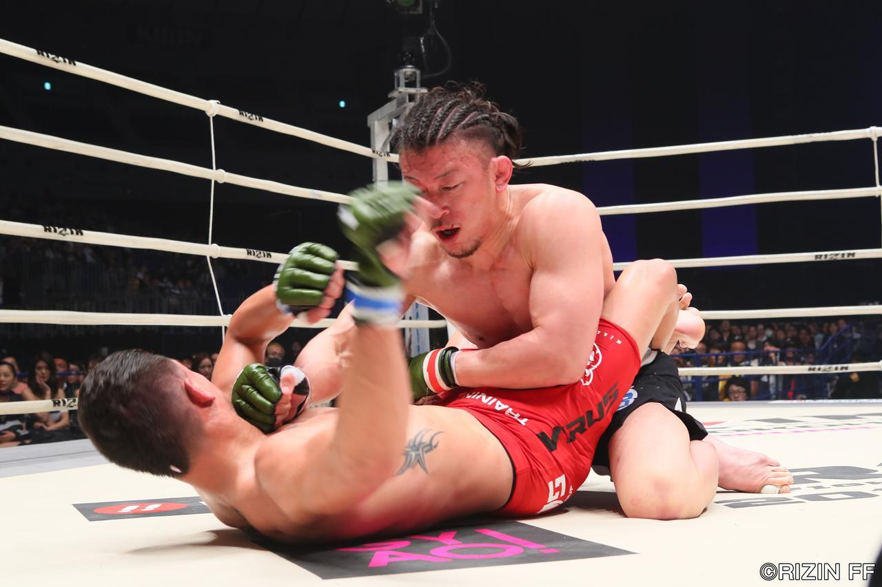 画像3: 格闘技人生を賭けてUFCからRIZINに参戦してきた川尻達也。昨年大晦日、初陣でクロン・グレイシーに敗戦した雪辱を今夜、果たしたい。対するはこちらも元UFCの強豪、アンソニー・バーチャックだ。