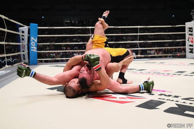 画像3: 第6試合 石井慧vsヒース・ヒーリング(試合結果詳細)RIZIN 2017 in YOKOHAMA - SAKURA -