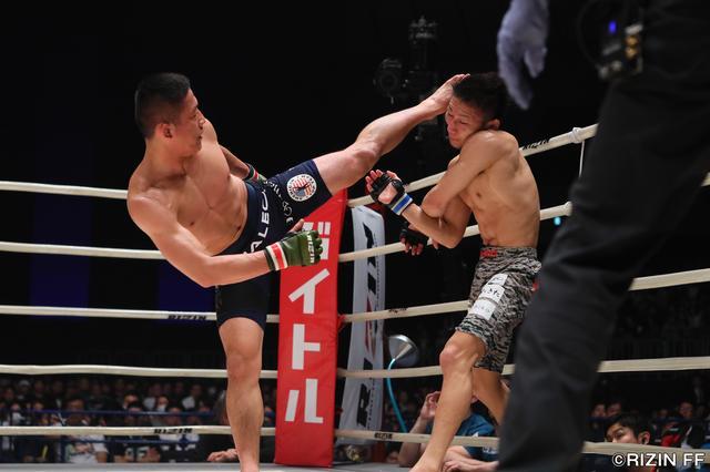 画像4: UFCトップ戦線で活躍していた堀口恭司がRIZIN電撃参戦! 日本フライ級最強の元谷友貴といきなりの頂上決戦!