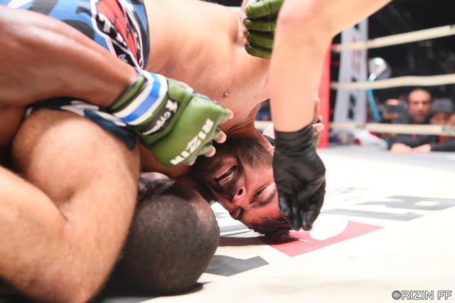 画像3: 昨年RIZIN無差別級トーナメントのファイナリスト、アミール・アリアックバリが今年もRIZINで大暴れ。MMA56戦のベテラン&タフネスファイター、ジェロニモ・ドス・サントスと対戦する。