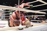 画像3: ウワサのKINGレイナがついにRIZIN登場! 昨年大晦日の堀田祐美子vsギャビ・ガルシア戦後にいきなりリングインし、ギャビとの対戦をぶち上げたジャジー・ガーベルトと対戦する。