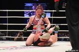 画像7: ウワサのKINGレイナがついにRIZIN登場! 昨年大晦日の堀田祐美子vsギャビ・ガルシア戦後にいきなりリングインし、ギャビとの対戦をぶち上げたジャジー・ガーベルトと対戦する。