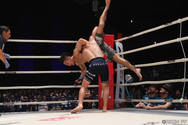 画像5: UFCトップ戦線で活躍していた堀口恭司がRIZIN電撃参戦! 日本フライ級最強の元谷友貴といきなりの頂上決戦!