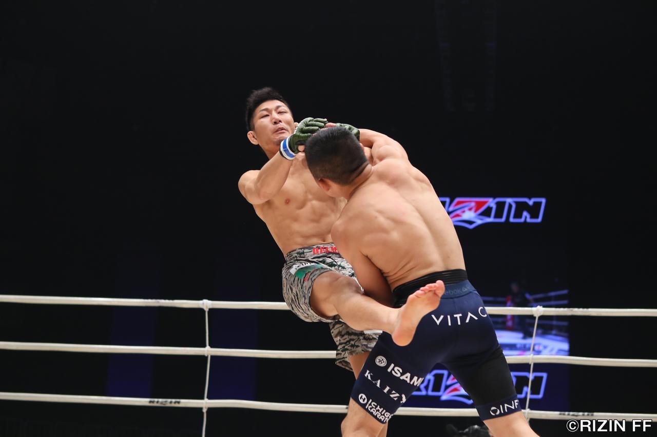 画像1: UFCトップ戦線で活躍していた堀口恭司がRIZIN電撃参戦! 日本フライ級最強の元谷友貴といきなりの頂上決戦!